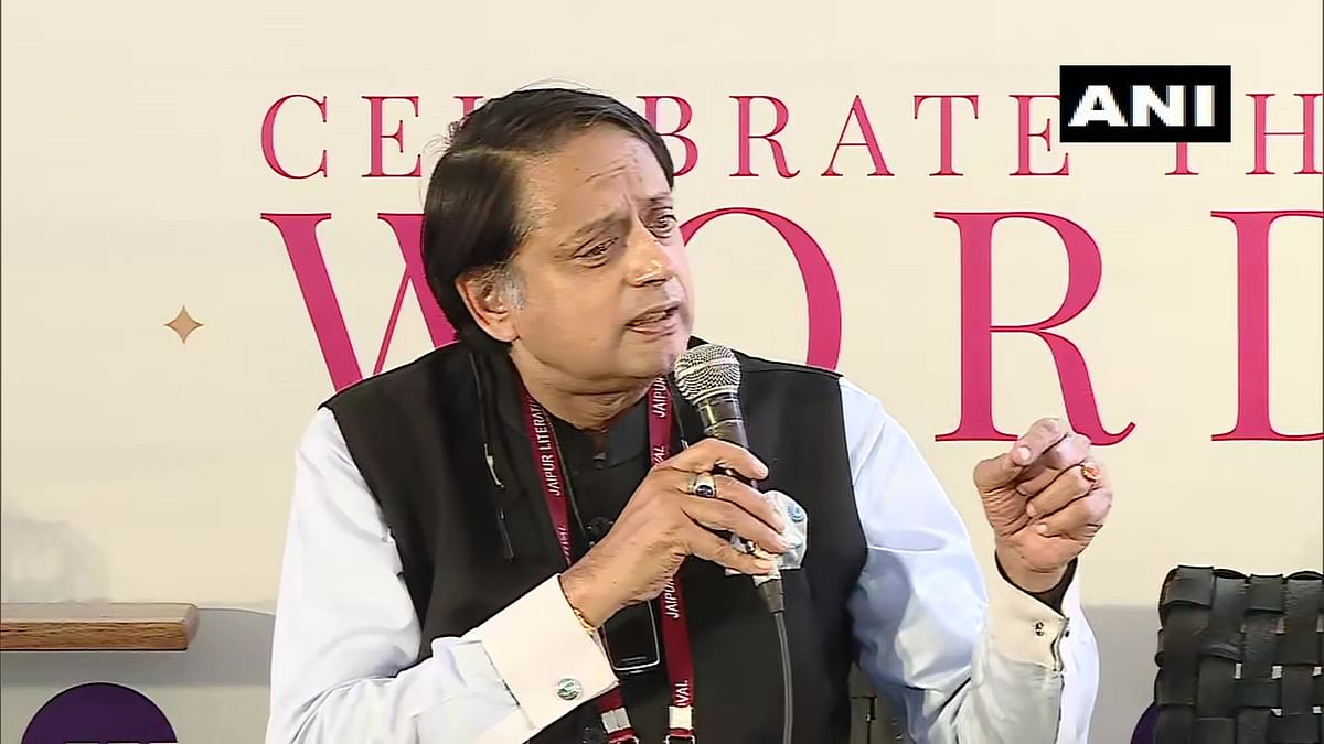 'If CAA leads to NPR and NRC, then Jinnah's victory is complete': Congress MP Shashi Tharoor