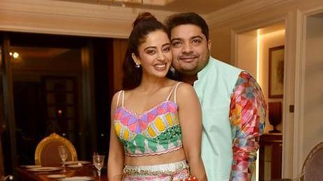 'Bigg Boss 12' contestant Nehha Pendse adds myriad hues to her wedding trousseau