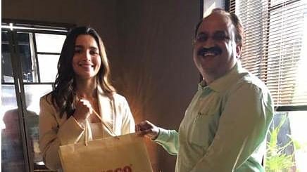 Vicco names Alia Bhatt as Brand Ambassador