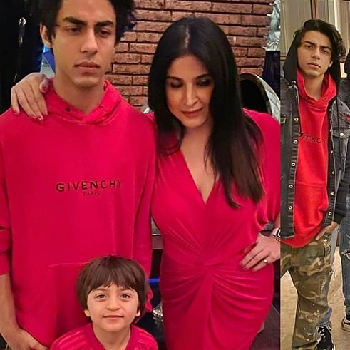 Why so serious? Aryan Khan's not so 'smiley face' is the first meme of 2020
