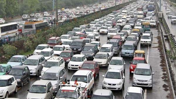 Marol Naka traffic: A commuter's nightmare