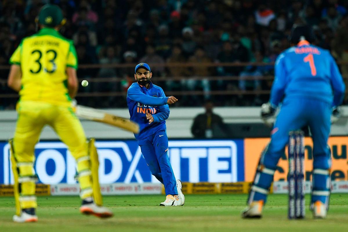India-Australia ready for showdown in deciding ODI
