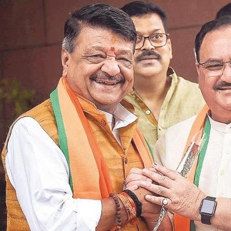 Madhya Pradesh: Kailash Vijayvargiya may be BJP Rajya Sabha candidate