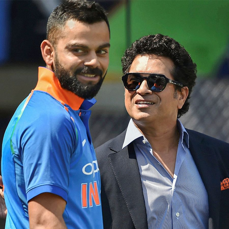 'Proud' Sachin Tendulkar lauds Virat Kohli for opening up on battle against depression