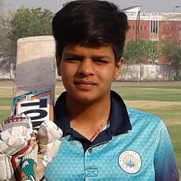 BCCI honours 15-year-old Shafali Verma