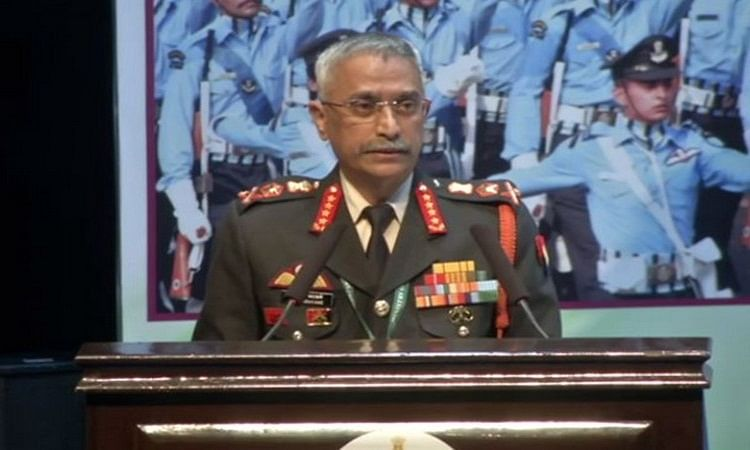 Army top brass discusses Chinese standoff at Ladakh