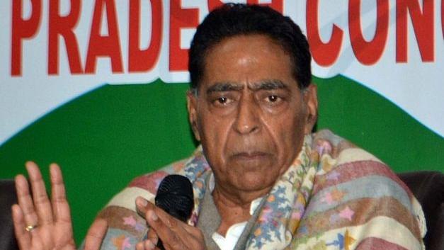 Delhi Congress poll list on Friday, Chopra won't contest