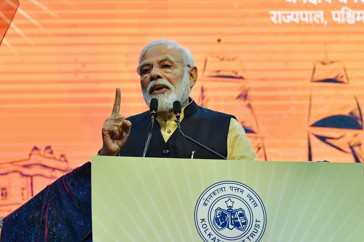 India's Prime Minister Narendra Modi.