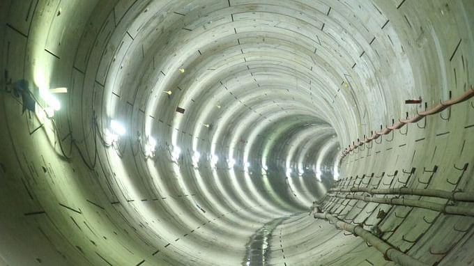 Metro-3 Corridor: 100% excavation work of half of underground stations finished