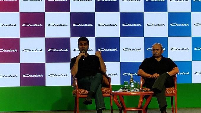 Over-regulated market jacking up 2-wheeler prices, says Bajaj