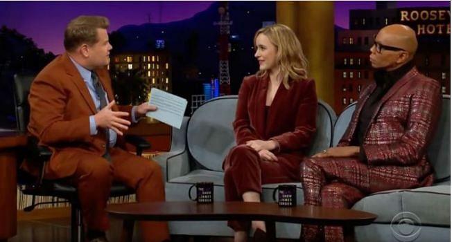 James Corden reveals he wears spanx under his chat show suits