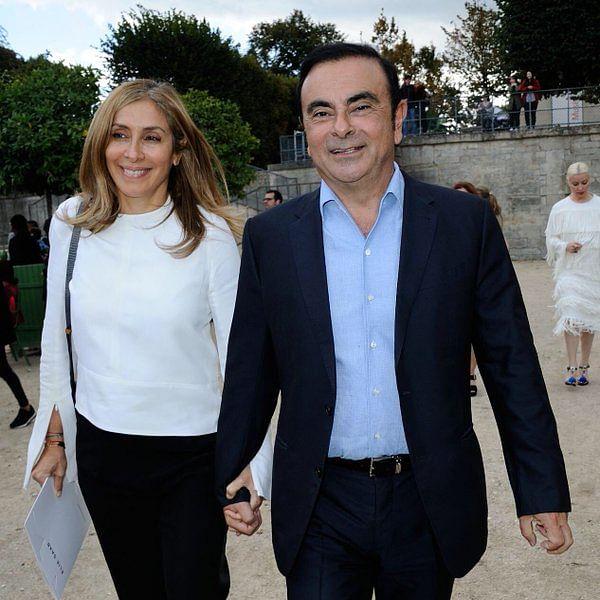 Arrest warrant issued in Japan for Mrs Ghosn