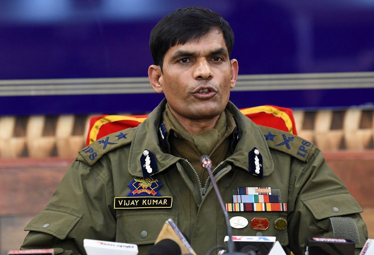 Arrested DSP Devinder Singh to be treated as terrorist: J&K IG