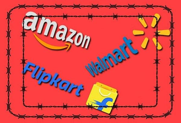 India orders anti-trust probe against Amazon, Walmart's Flipkart