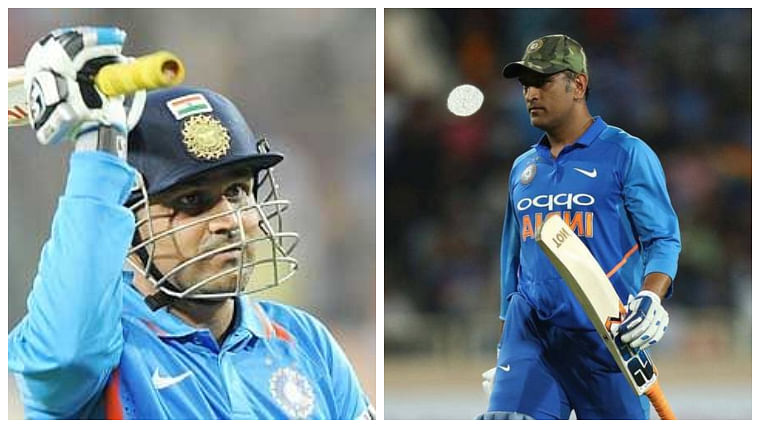 'The selectors may have moved on from MS Dhoni': Virender Sehwag opens up on MSD's BCCI contract exclusion