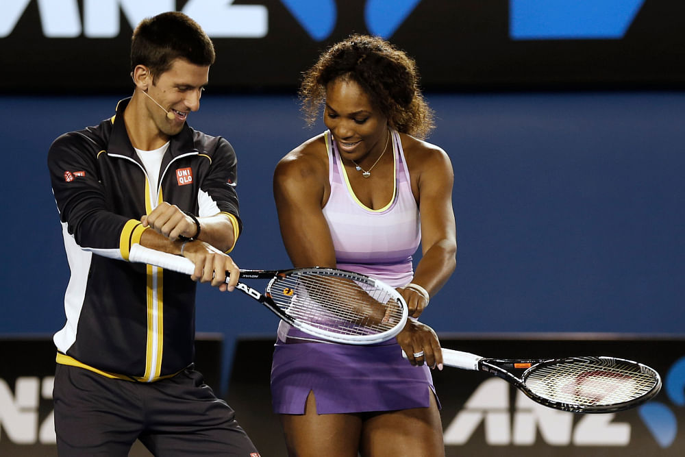 Australia Open: Djokovic, Williams lead old guard in new decade