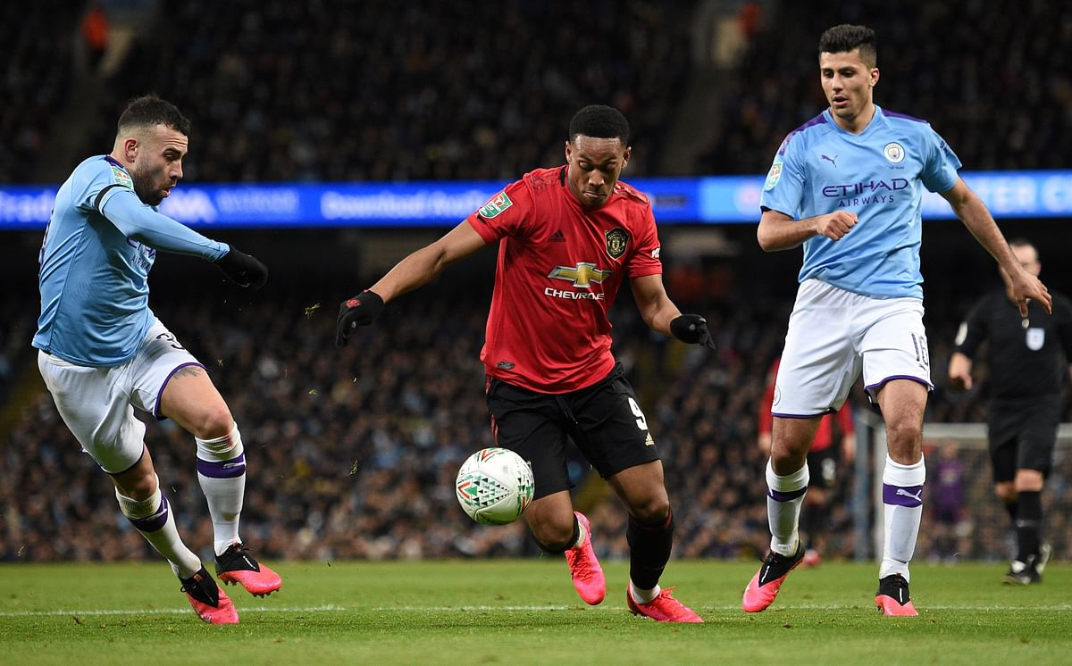 Manchester Derby: United wins 1-0, but fails to advance in League Cup final