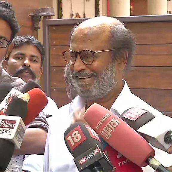 Periyar row: Madras HC dismisses plea against Rajinikanth
