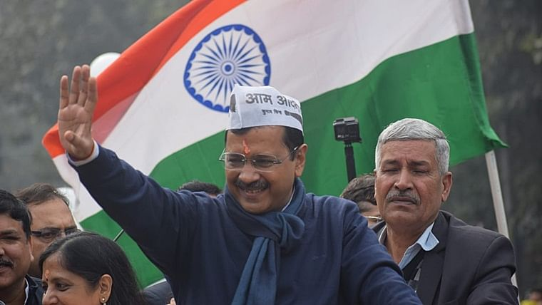 Delhi Elections 2020: Delayed by roadshow, Arvind Kejriwal fails to file his nomination