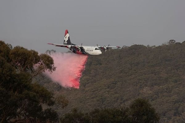 Three US firefighters died in crash of C-130 aircraft in Australia