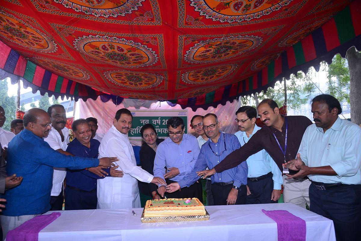 NTPC-Ramagundam celebrates New Year