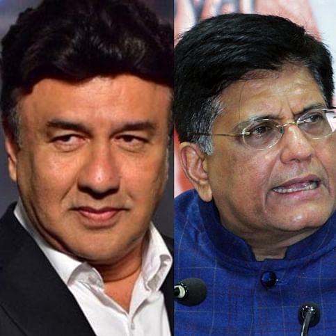 Anu Malik, Kunal Kohli and other celebs attend meeting with Union min Piyush Goyal to discuss CAA
