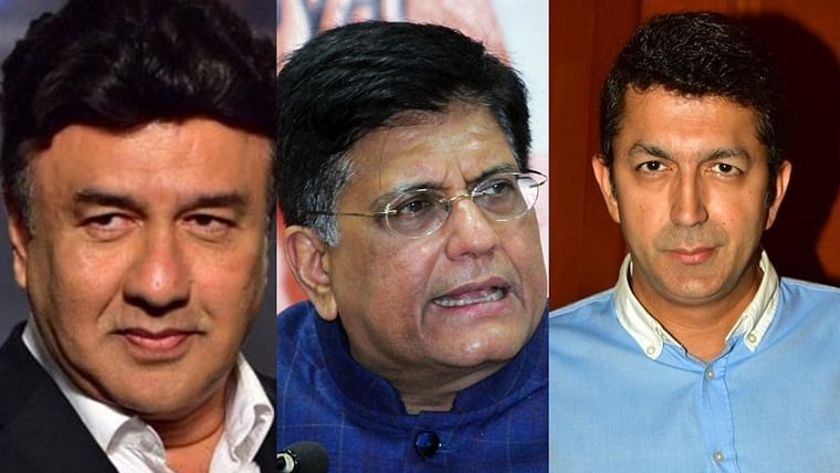Anu Malik, Kunal Kohli and other celebs attend meeting with Union min Piyush Goyal to discuss CAA