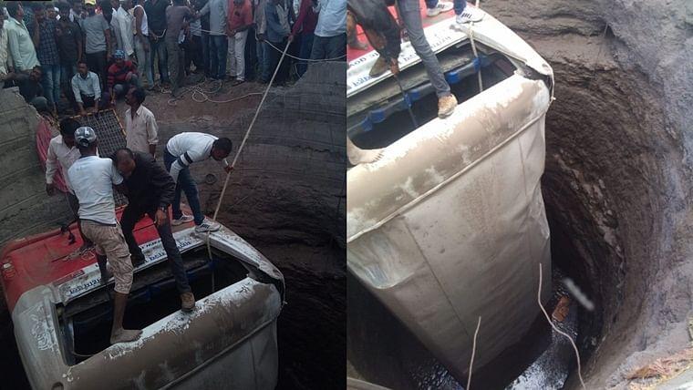 Nashik accident: Maharashtra Transport Minister announces Rs 10 lakh ex-gratia as death toll rises to 21