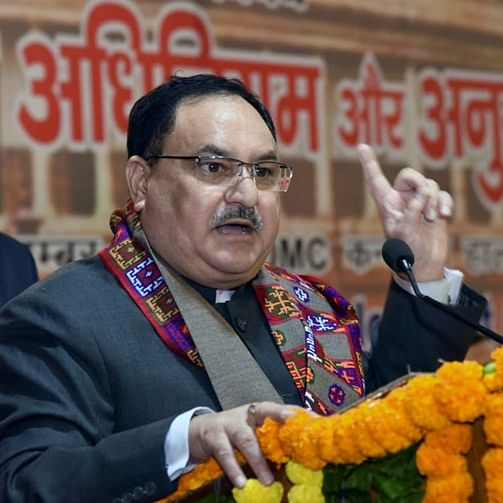 If Congress not behind anti-CAA violence, why haven't they condemned it: JP Nadda