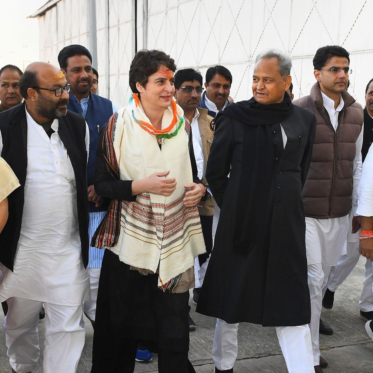 Priyanka Gandhi meets anti-CAA activists in Varanasi, says govt acting against Constitution