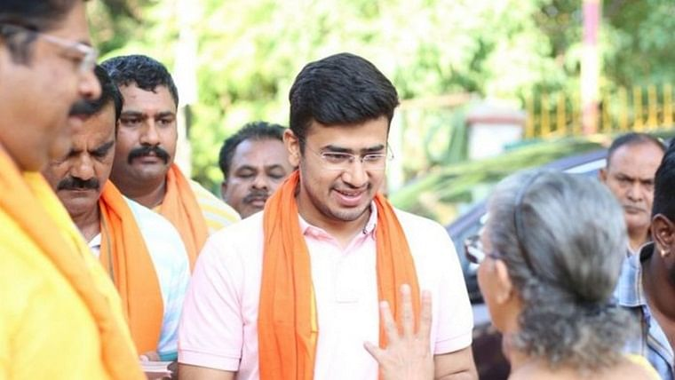 'FM is personally monitoring the issue': Tejasvi Surya urges customers to not panic after RBI imposes curbs on Bengaluru Co-op Bank