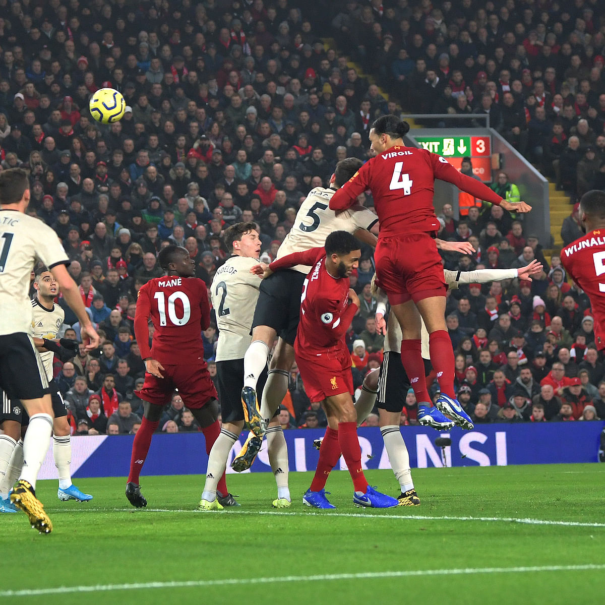 Premier League: Liverpool go 16 points clear on top; power past Manchester United 2-0