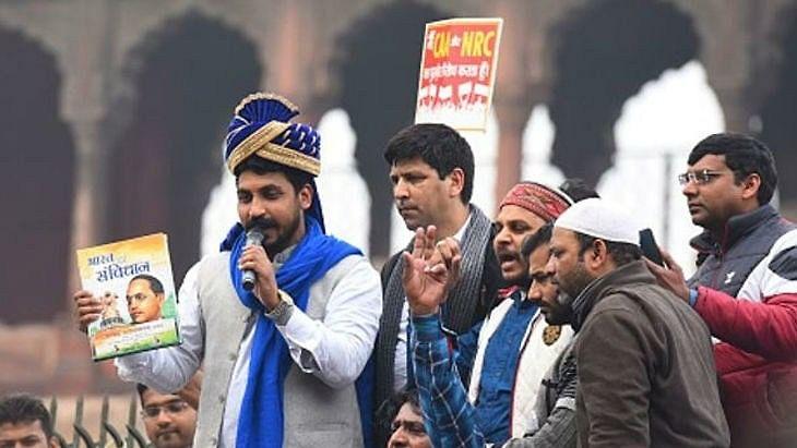 Court modifies Chandrashekhar Azad's bail conditions, allows him to visit Delhi