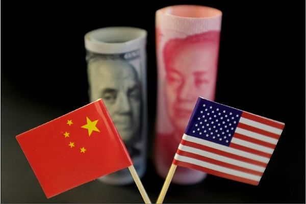 China trade surplus with US dropped 8.5 per cent to USD 296 billion in 2019