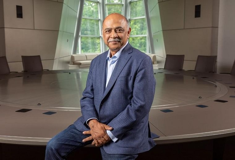 'Right CEO for the next era': IBM names Indian-origin Arvind Krishna as CEO