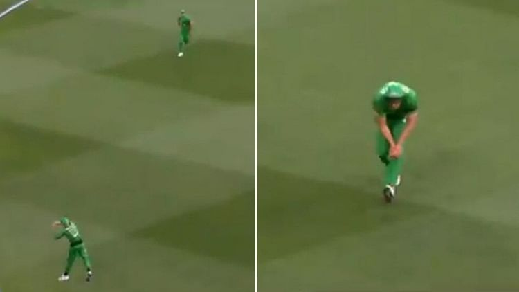 Big Bash League: Ben Dunk, Nathan Coulter-Nile pull off stunning catch; watch video
