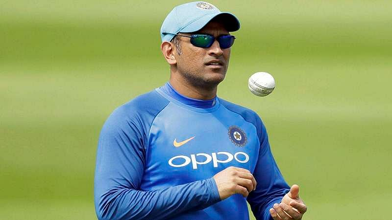 MS Dhoni first intimated, then excluded
