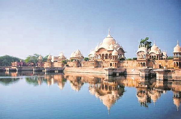'No saviour at all': John Hawley, the author of 'Krishna's Playground', talks to Nichola Pais about Vrindavan