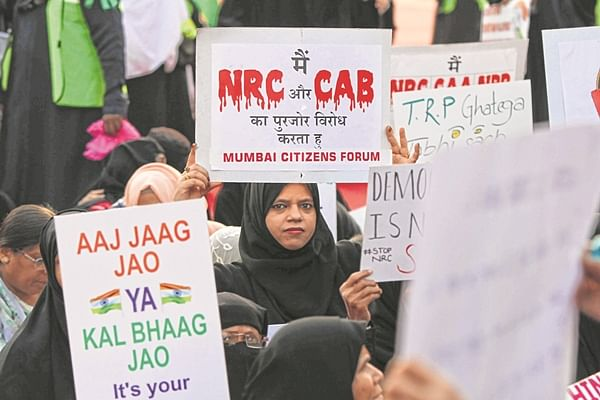 Mumbai: 'Anti-CAA protests were peaceful, barring a few cases of violence'