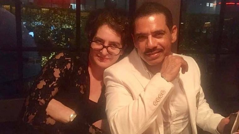 'I have to be in Parliament...': Priyanka Gandhi's husband Robert Vadra opens up on his desire to enter politics