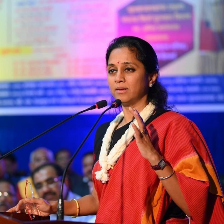 Modi, Shah giving contrasting statements on NRC; doubt if they are on talking terms: Supriya Sule