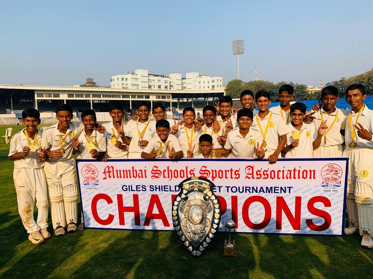 Giles Shield final: Swami Vivekanand emerge champions