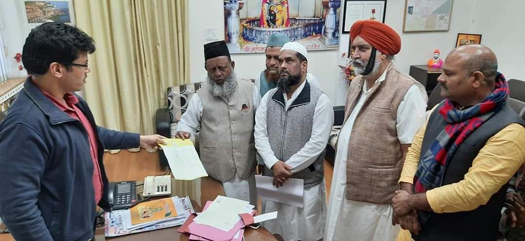 Ujjain: Muslim society condemns Nankana Saheb incident