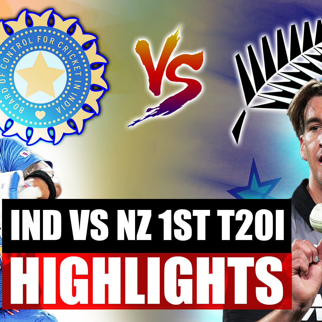 IND vs NZ 1st T20I Highlights: Shreyas Iyer finishes off in style as India chase 204