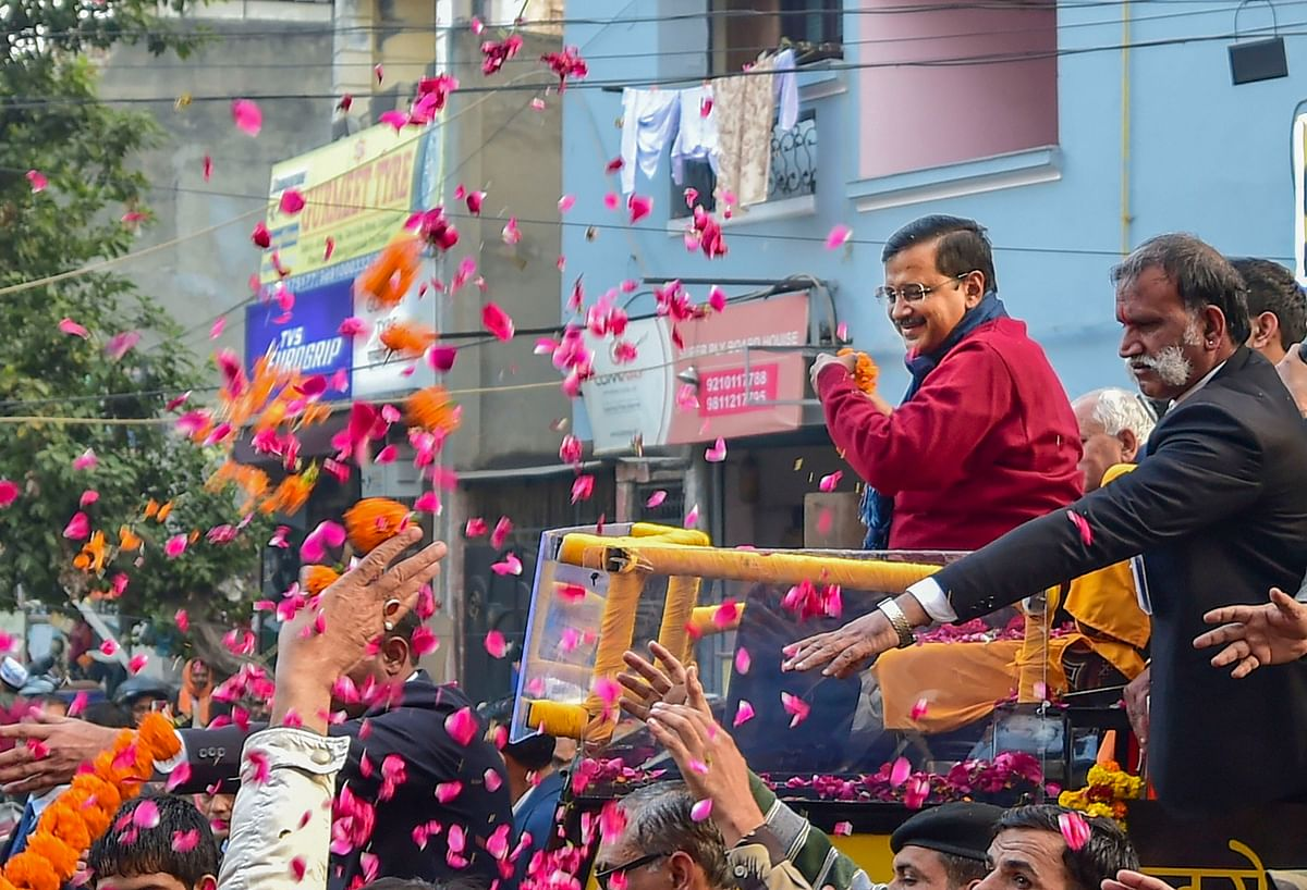 Kejriwal leads AAP's list of 39-star campaigners
