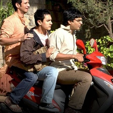 R Madhavan has the best reply to Maharashtra Police's '3 Idiots' tweet about triple riding