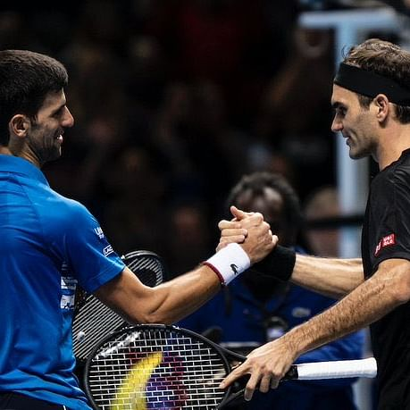 Roger Federer vs Novak Djokovic: Four iconic matches between the legends