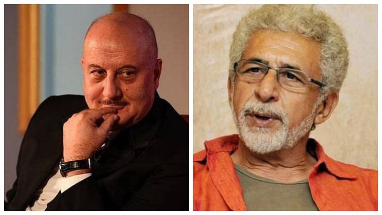 Naseeruddin Shah calls Anupam Kher a 'clown', opens up on CAA and JNU violence