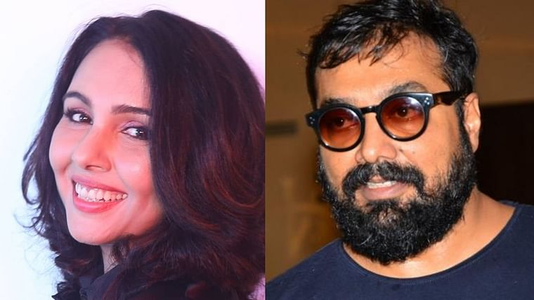 'Didn't want the stress of tu tu main main': Suchitra Krishnamoorthi on deleting tweets that mocked Anurag Kashyap