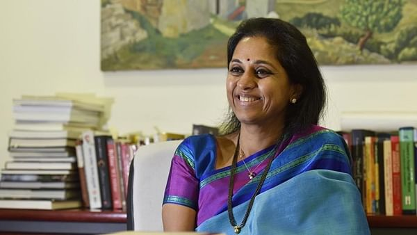Maharashtra MLC Polls: Supriya Sule hails MVA's performance; says people have shown their faith in govt